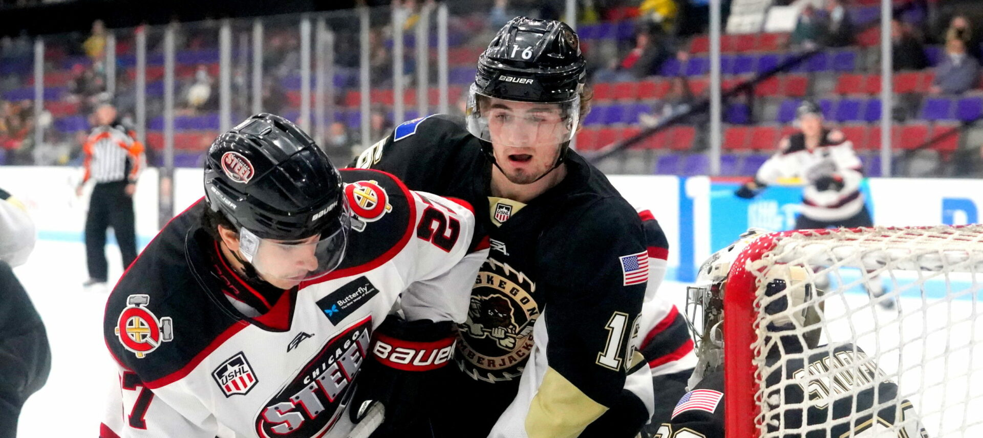 Lumberjacks' season comes to a disappointing end in a heart-stopping 5-4 loss to Chicago in the conference finals