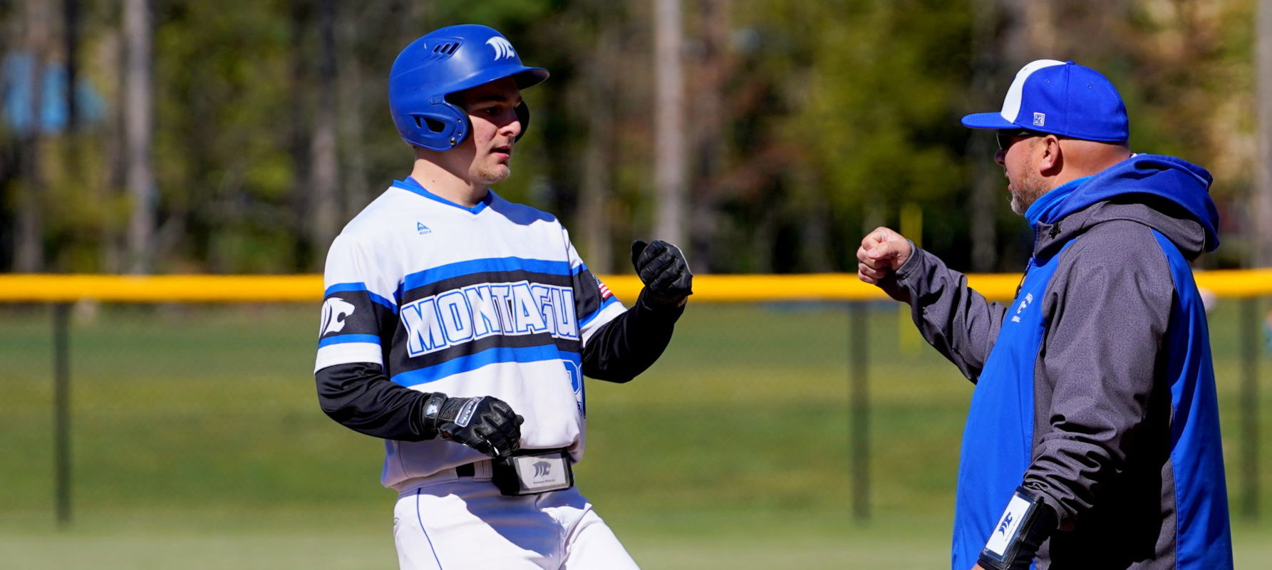 Montague baseball remains unbeaten against conference opponents following a doubleheader sweep over Whitehall