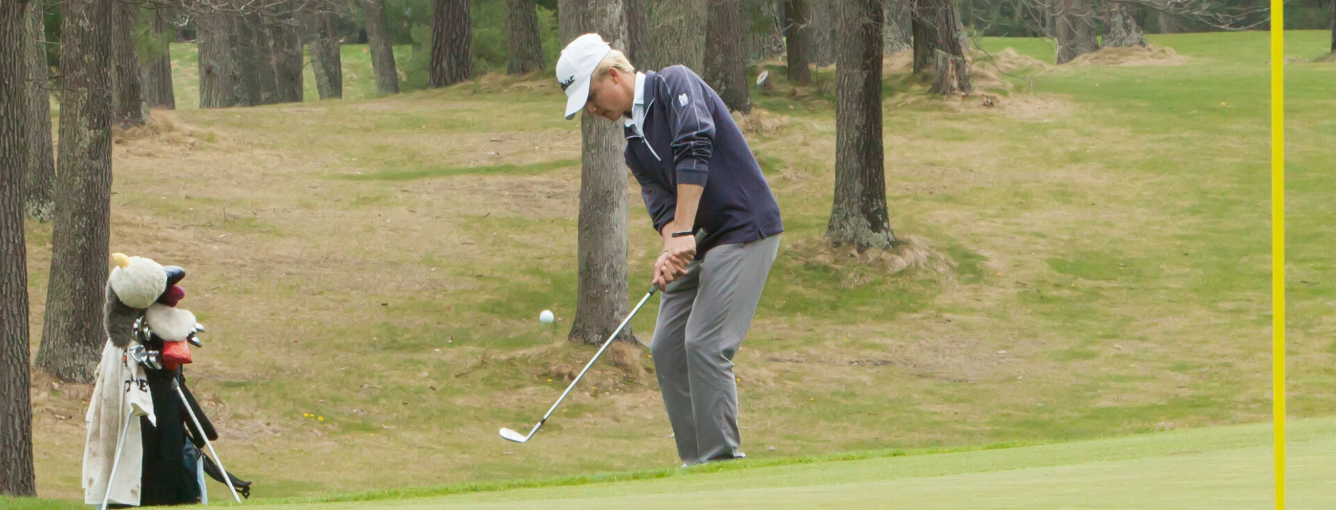 Soaring Mona Shores boys golf team ranked fifth in the state after strong finishes against other great teams