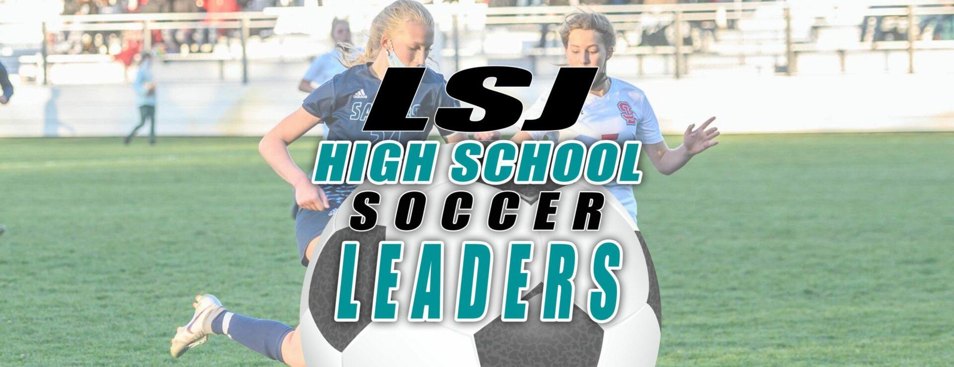 LOCALSPORTSJOURNAL.COM LEADER BOARD: Muskegon area girls soccer scoring leaders