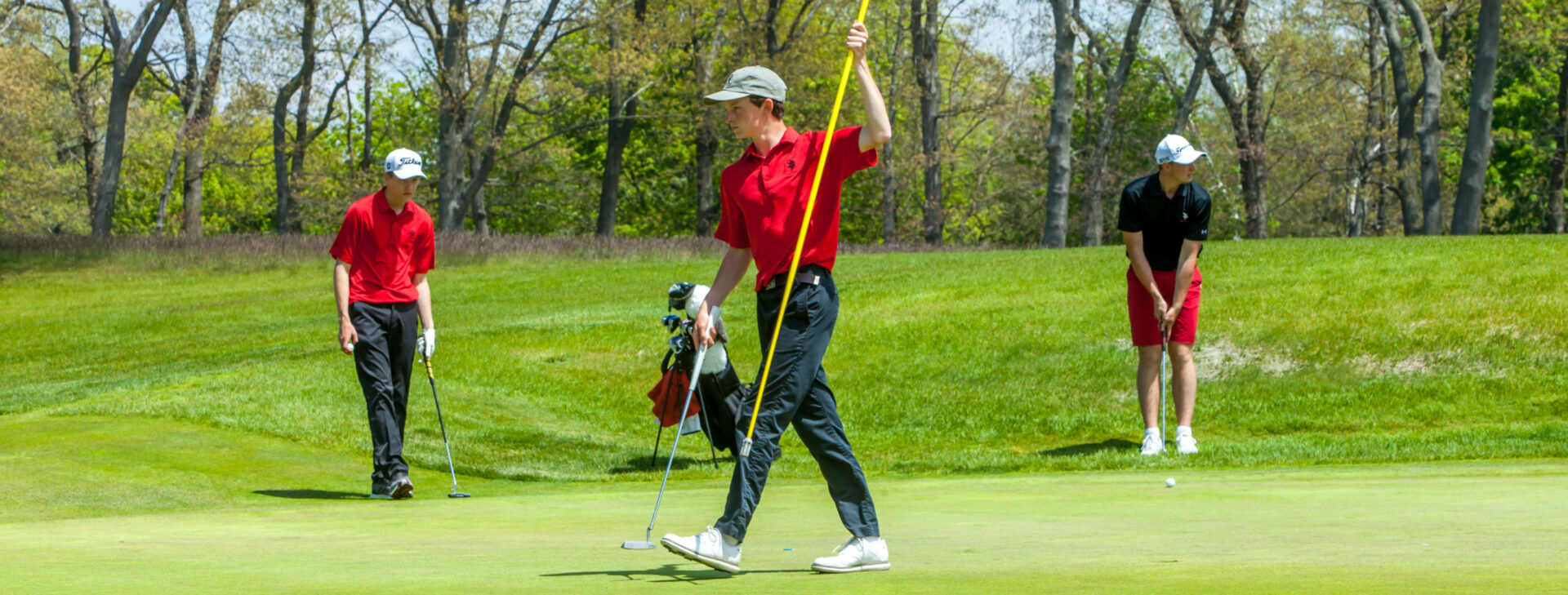 Whitehall golfer Steve Cullen topping the conference again, ready to make the most of his final postseason opportunity