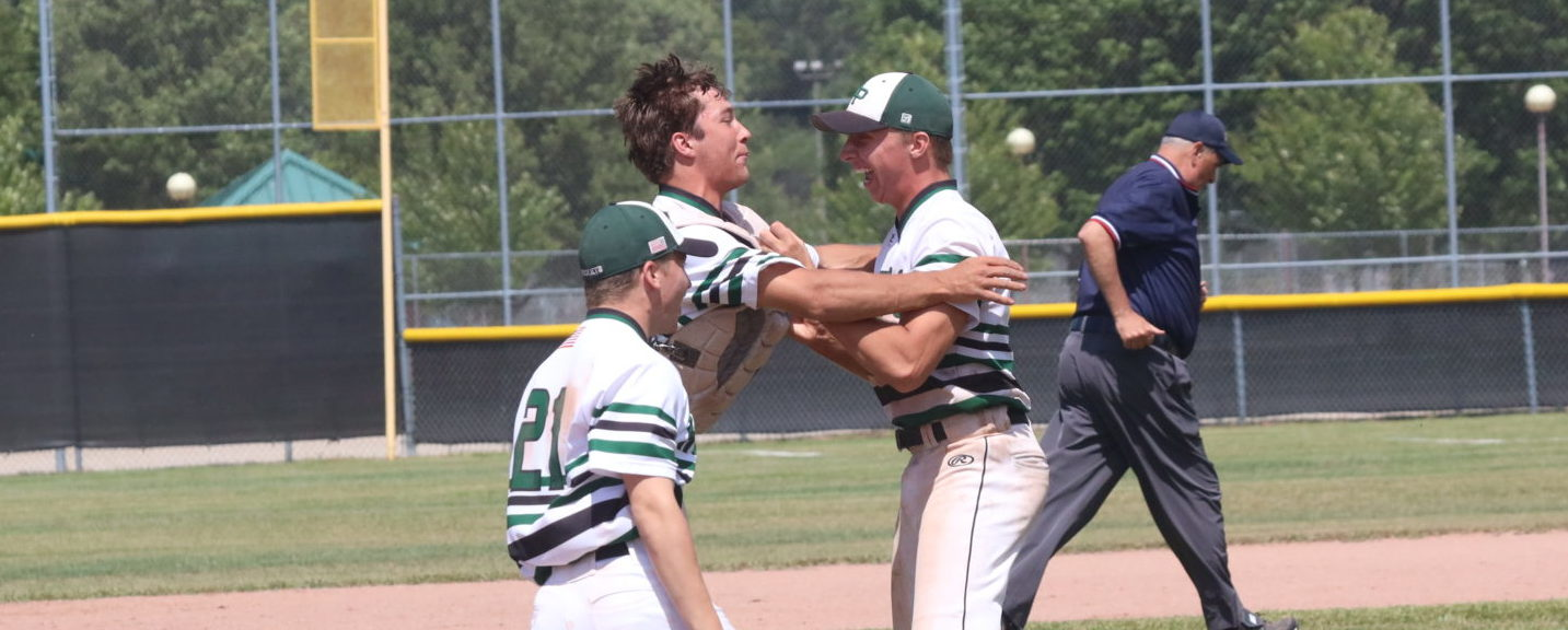 Reeths-Puffer baseball team sneaks past Mona Shores 2-1 in D1 title game, wins first district championship in 20 years