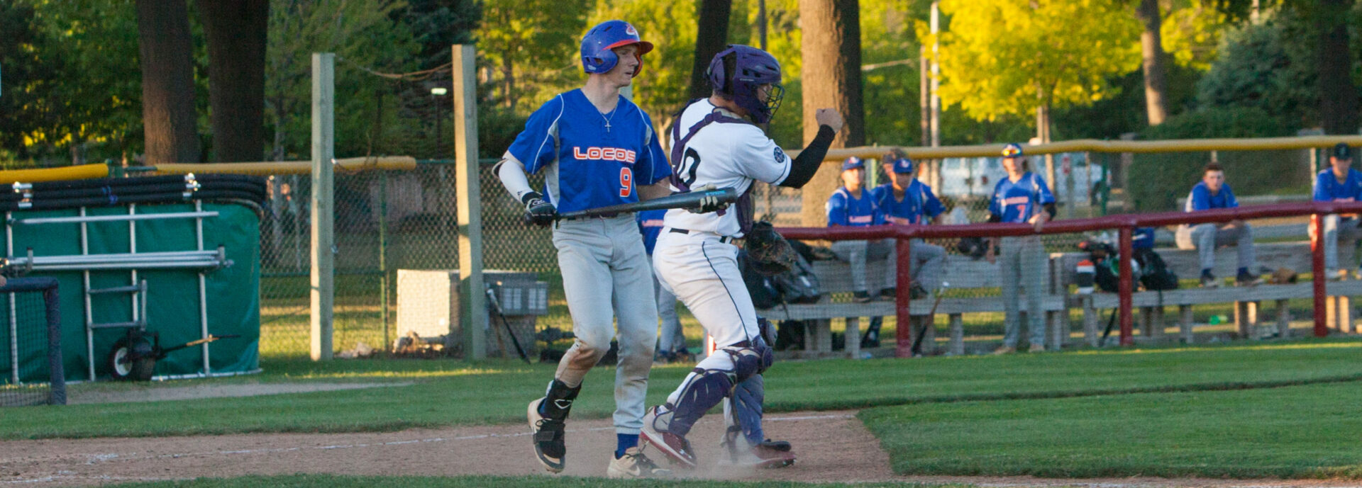 Clippers rebound from a six-run deficit, and get their first home victory of the season, with an 8-7 win over Lima Locos