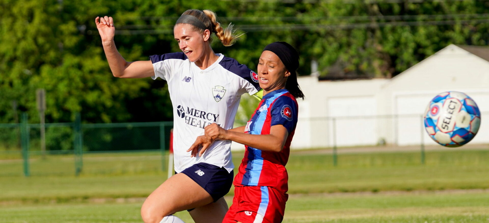 Muskegon Risers women fall to Lansing United 5-1, but show improvement from last week's painful 10-goal loss