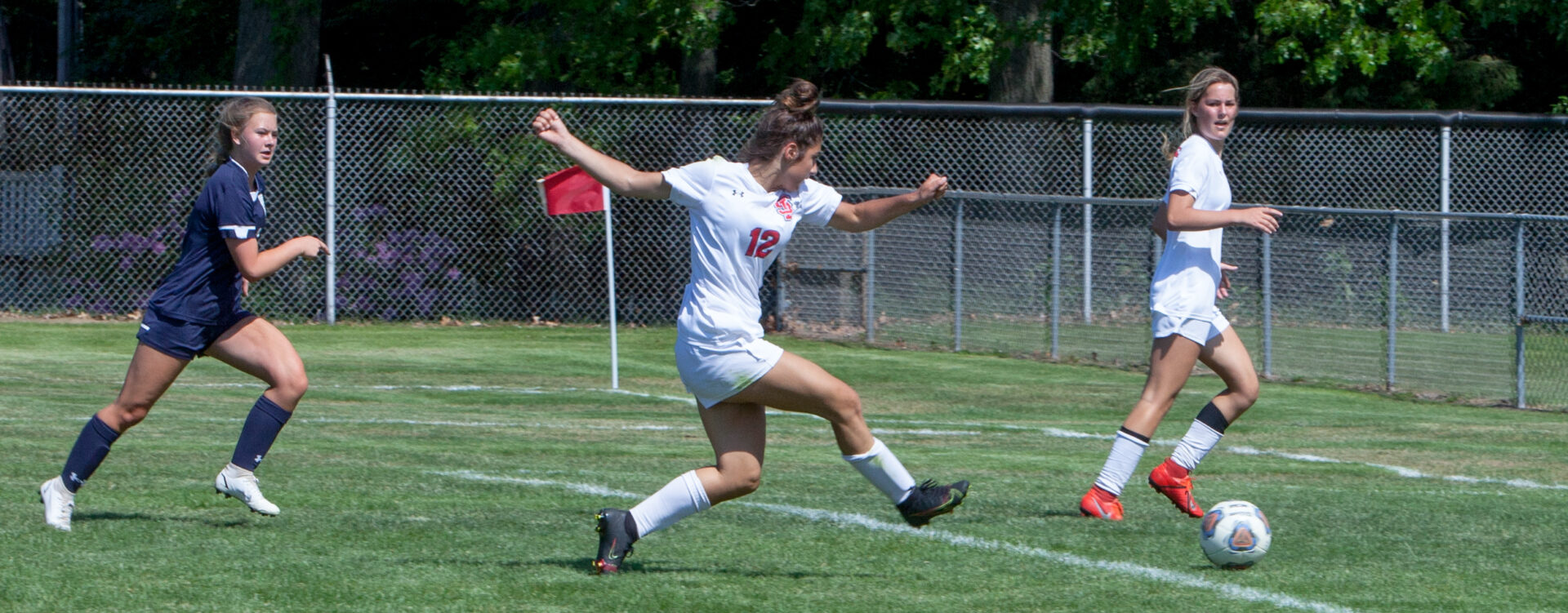 Bajt nets hat trick to lead Spring Lake to 4-0 win over Fruitport, fifth straight district title