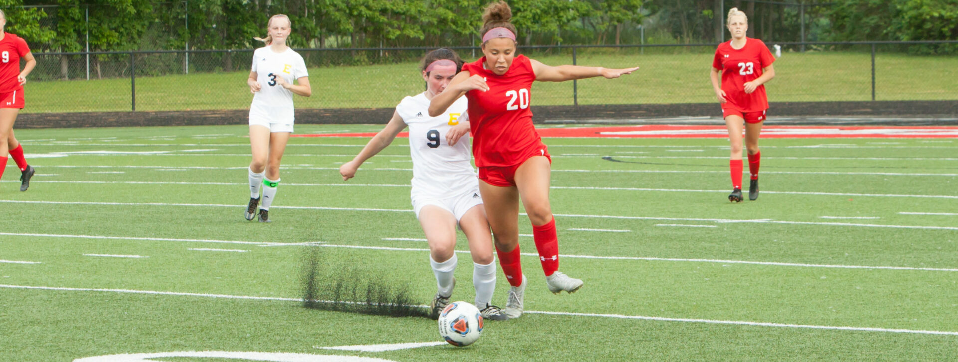 Spring Lake girls soccer team takes advantage of opportunities, beats East Grand Rapids 4-1 in Division 2 regionals