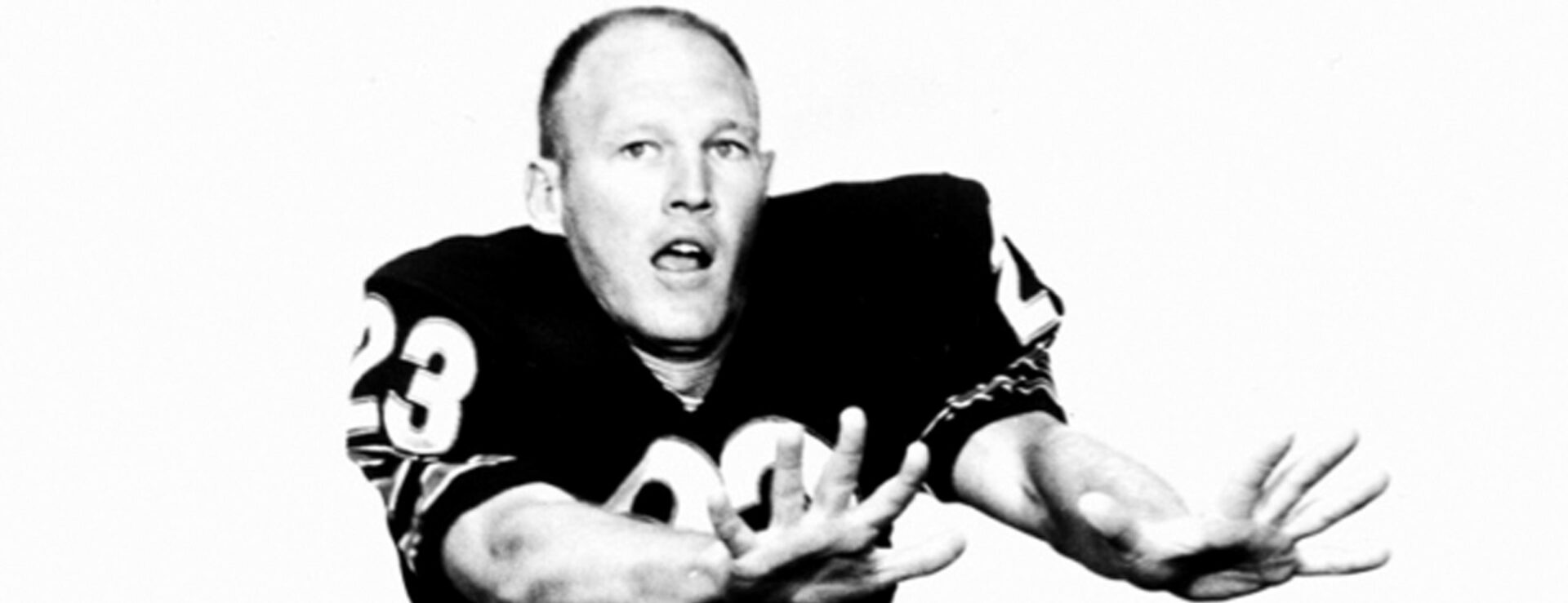 West Michigan's NFL connection was never more in-your-face than in 1963