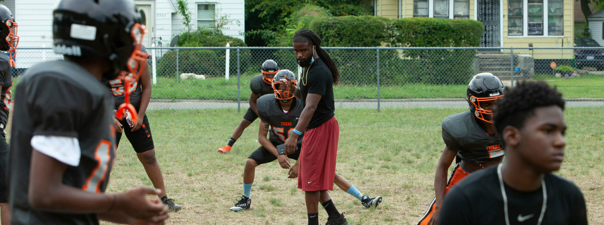 Muskegon Heights looks to remain undefeated, Coach Parker ecstatic after opening football wins