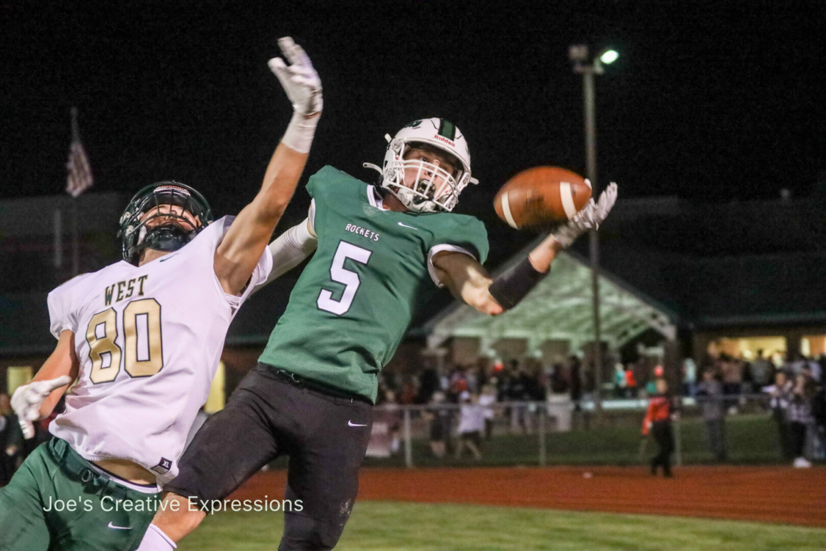 Reeths-Puffer can't hang in lopsided O-K Green loss to Zeeland West (+PHOTO GALLERY)