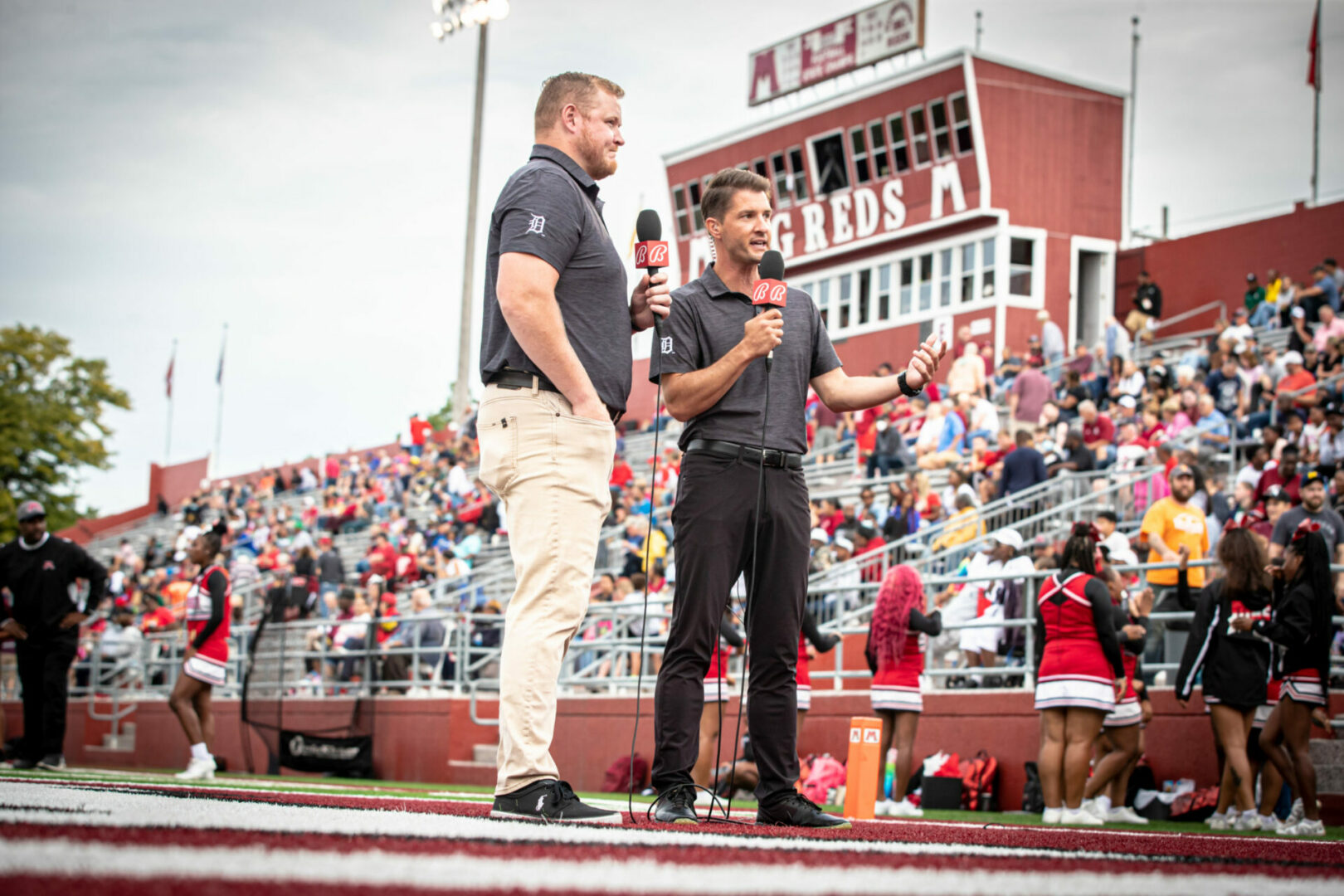 Bally Sports Detroit's Johnny Kane talks football Fridays and high school sports