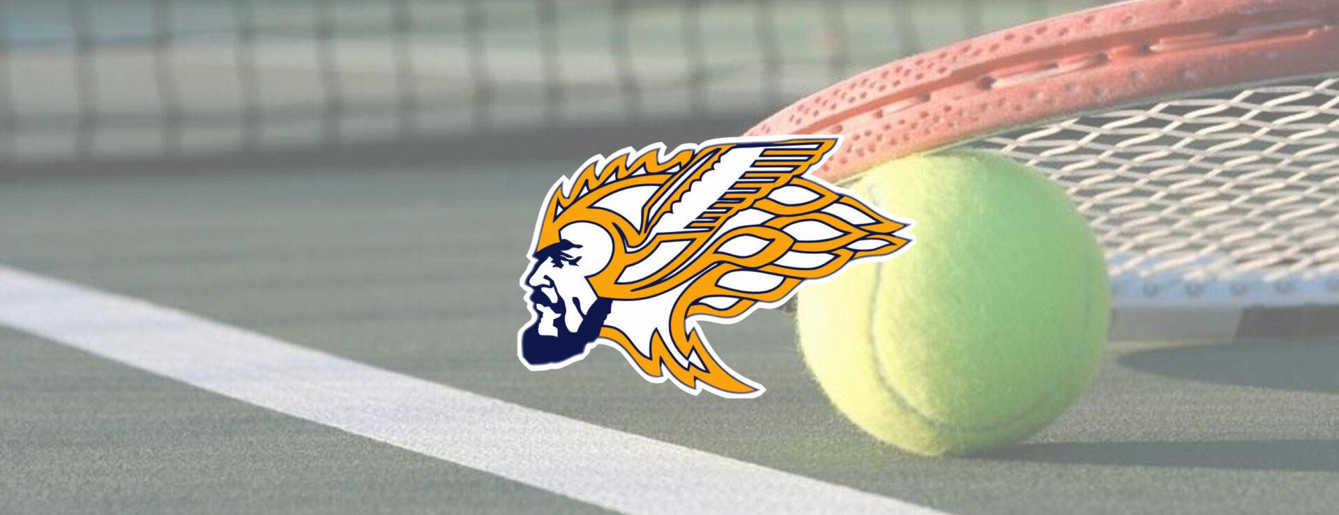 North Muskegon tennis singles lead Norse past Grant