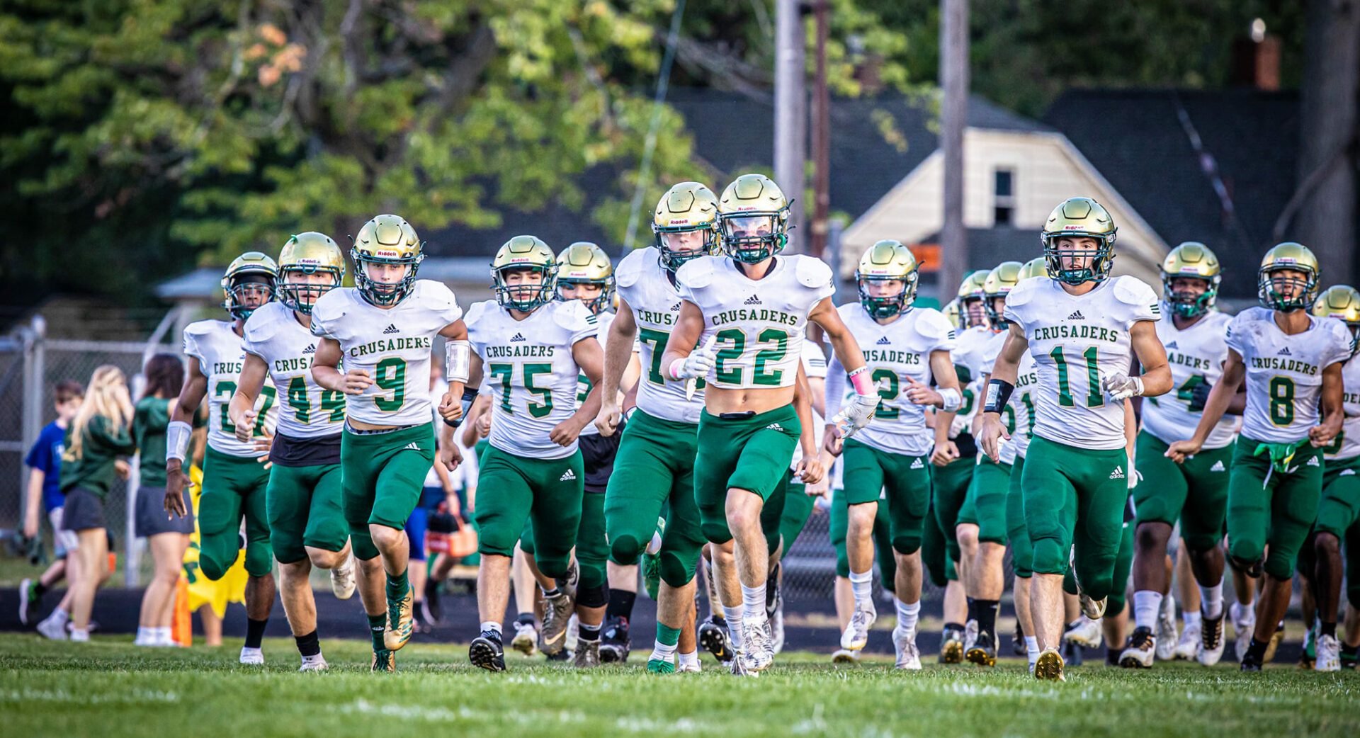 Muskegon Catholic Central breaks into 500 Win Club, tops Muskegon Heights