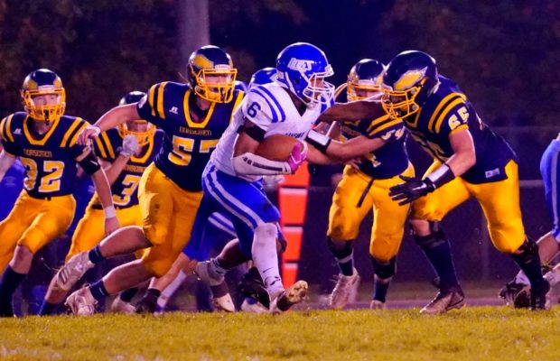 Ravenna pulls away from North Muskegon in second half