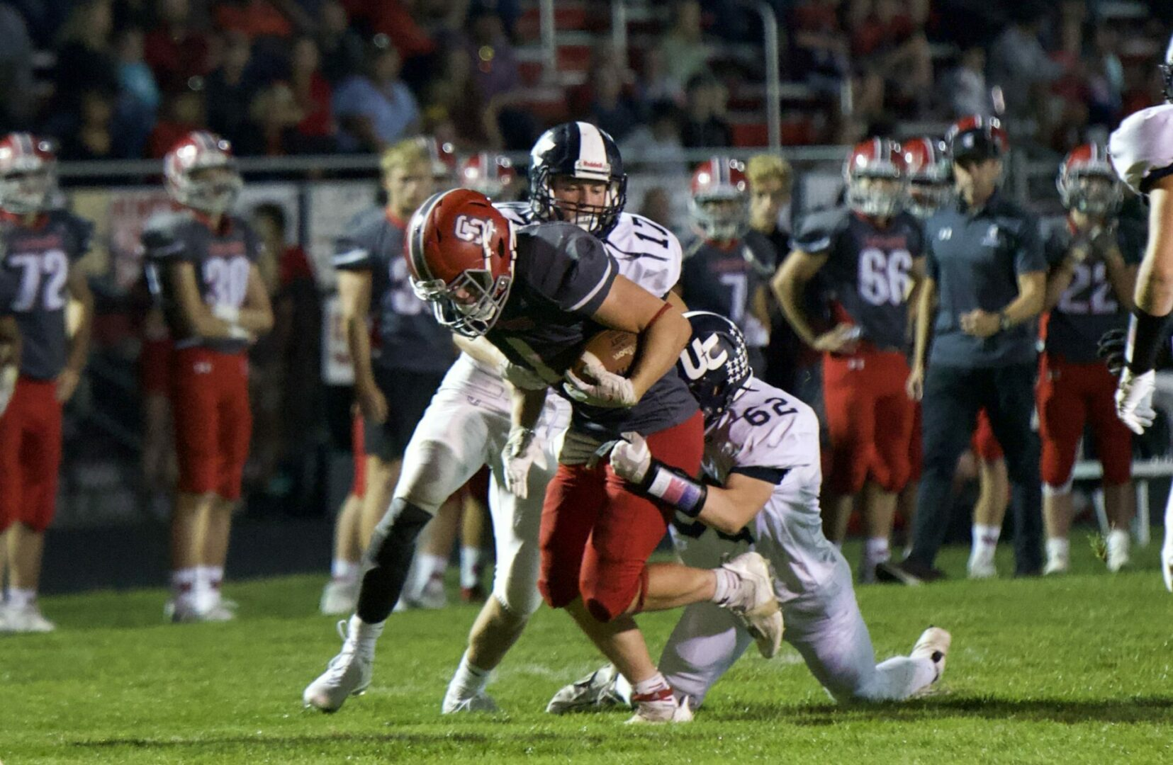 Spring Lake suffers first loss of the season, falls to Hudsonville Unity Christian