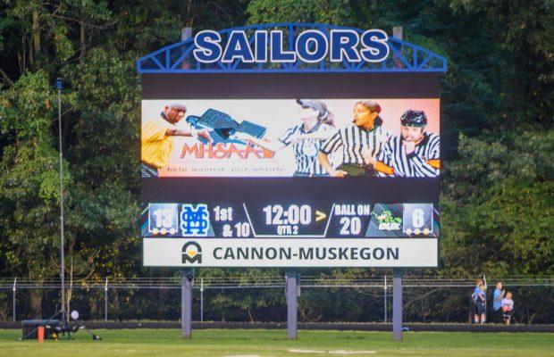 Rivals Shores, Muskegon make each other better